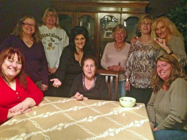 Bunco ladies help single dad with generous donation