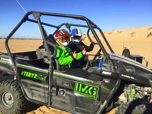 Teryx Girls Sara Price, Erica Sacks set to race in Morocco