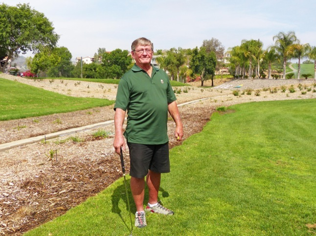 Golf Course gets extreme makeover