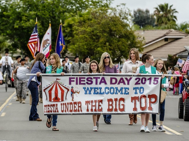 'Fiesta Under the Big Top' is a successful juggling act