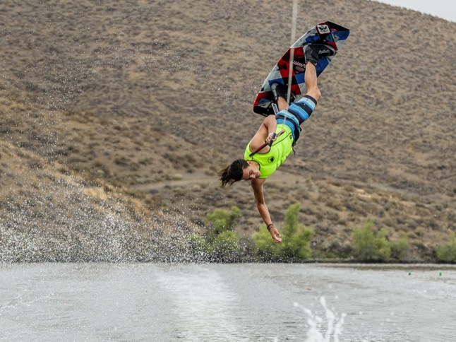 Wakeboard Club holds 'Stop 1' in tournament series
