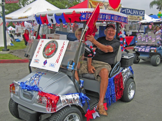 Veterans invited to be in the Fiesta Day Parade