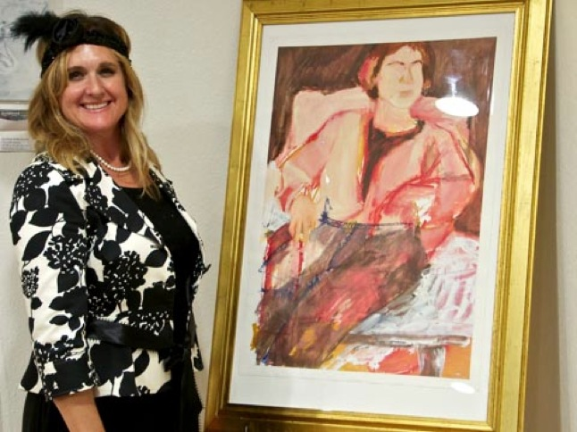 Art Gala shows off works in Abstract Expressionism