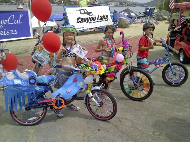 Want to decorate a bicycle for the fiesta day parade for Bike decorating ideas