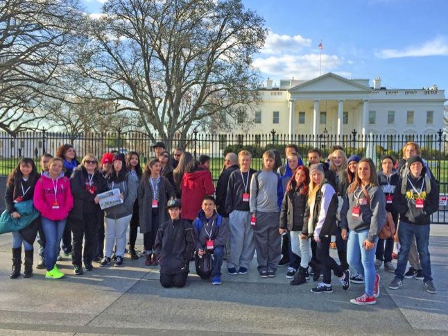 Near and Far with The Friday Flyer: Students visit D.C. over spring break