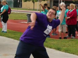 Canyon Lakers shine in Special Olympics