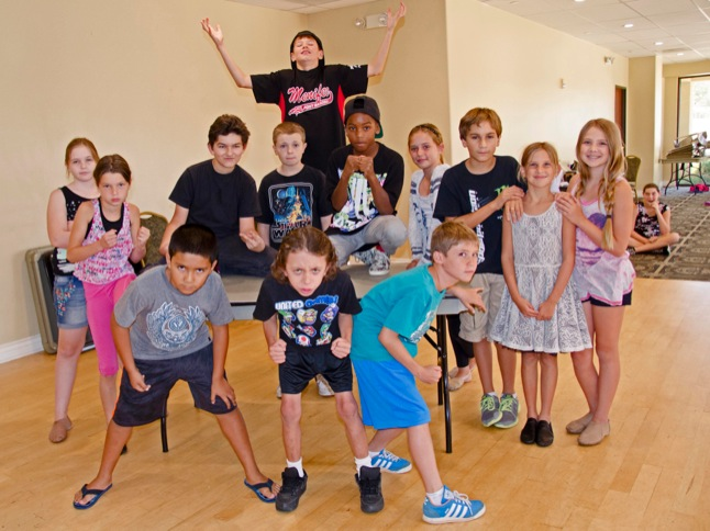 Save the date for all-kids production of 'Flower Power'