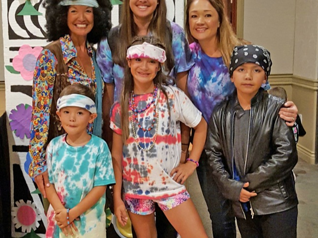 'Flower Power' provides family fun in more ways than one