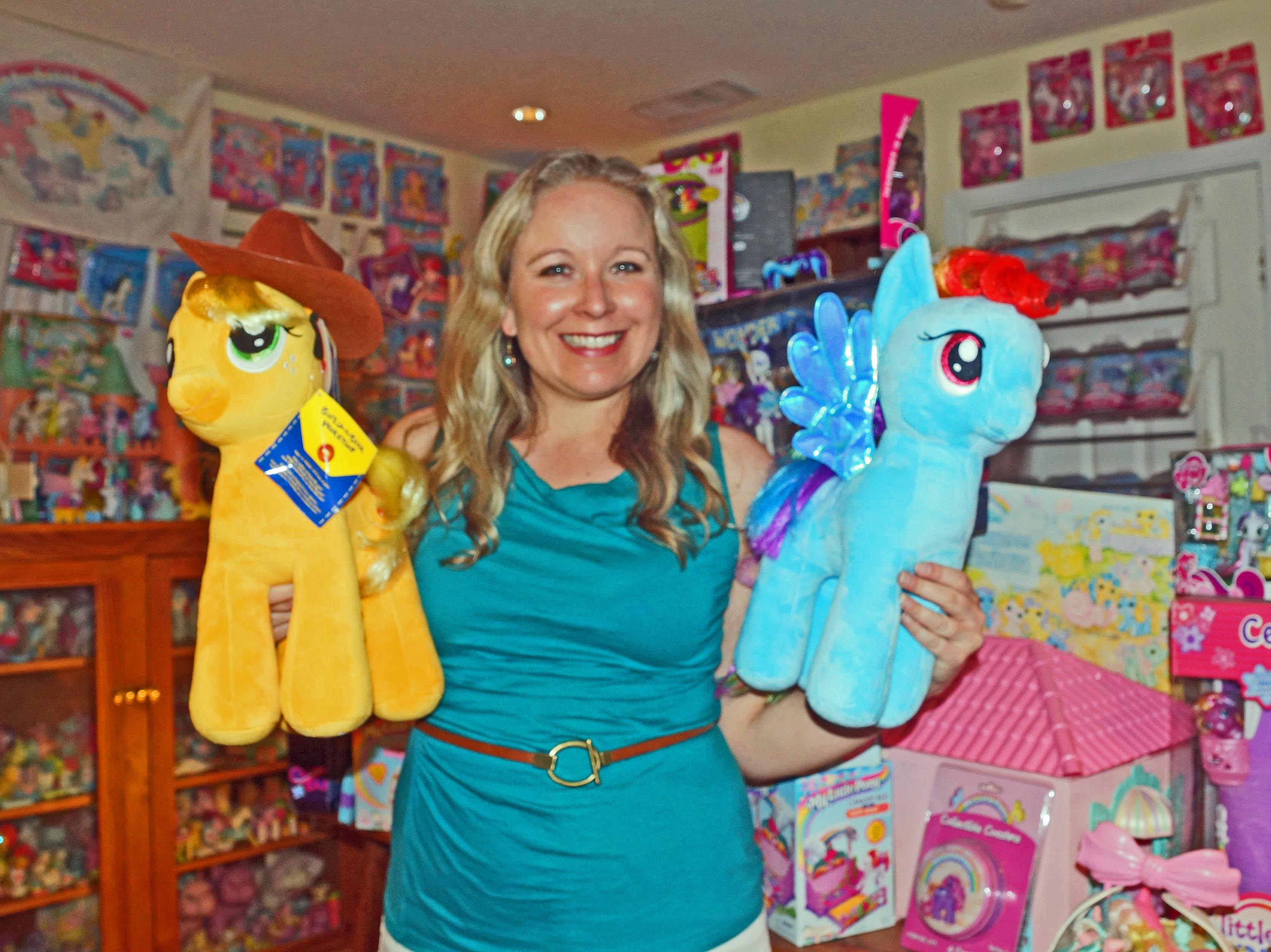 Where are they now? Former resident gallops to success with 'My Little Pony'