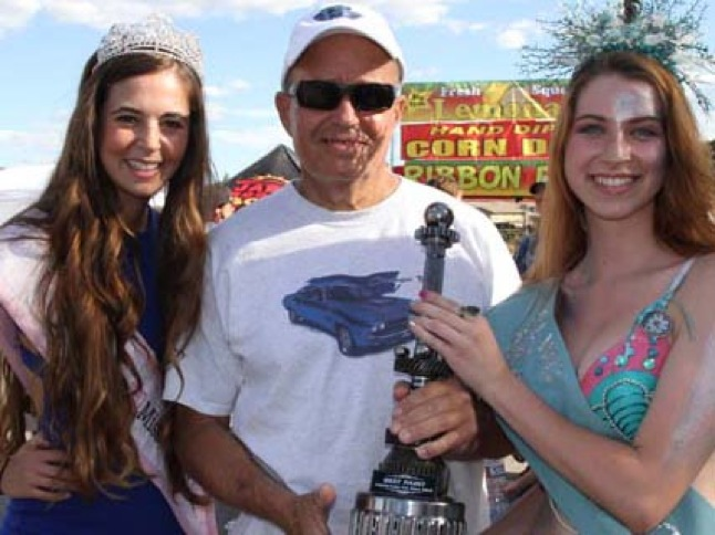 See Car Show winners' pictures here