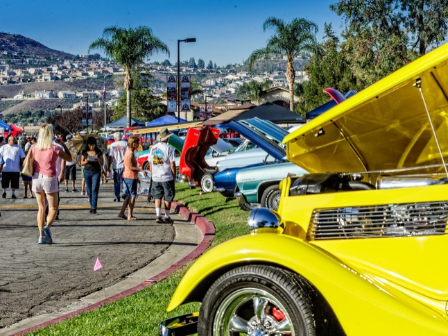 10th Anniversary Canyon Lake Car Show comes to the Lodge