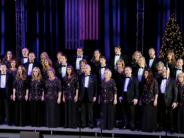 Gary Bonner Singers will sing this Sunday