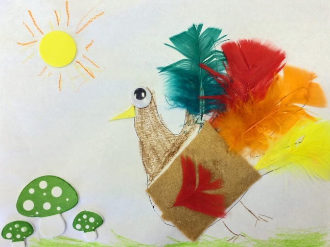 Turkey Coloring Contest attracts colorful gobblers