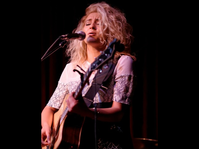 Tori Kelly nominated for Grammy's Best New Artist