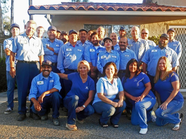 Operations Department helps keep Canyon Lake beautiful