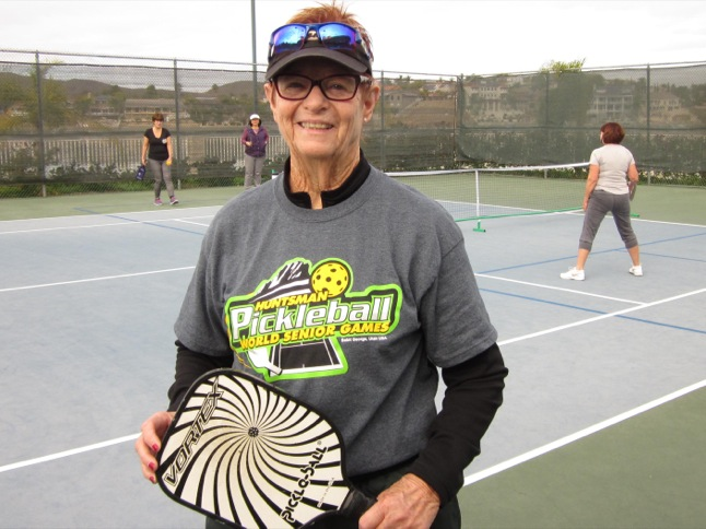 Jeannette Williams brings pickleball to Canyon Lake