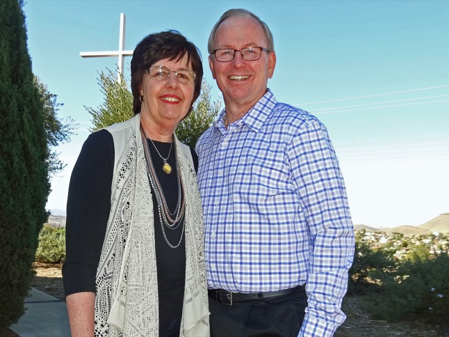 VanDykes celebrate 40 years at Canyon Lake Community Church
