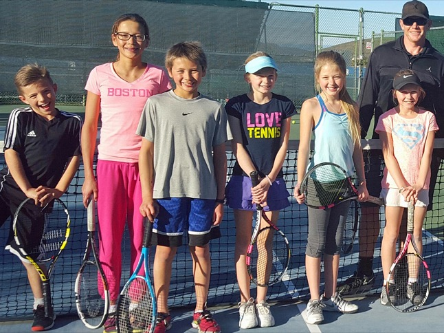 Tennis Club offers programs for youth, adults