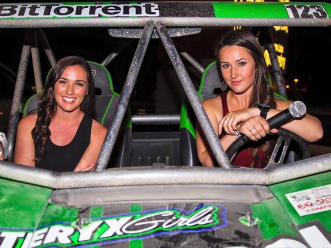 Teryx Girls take on King of the Hammers