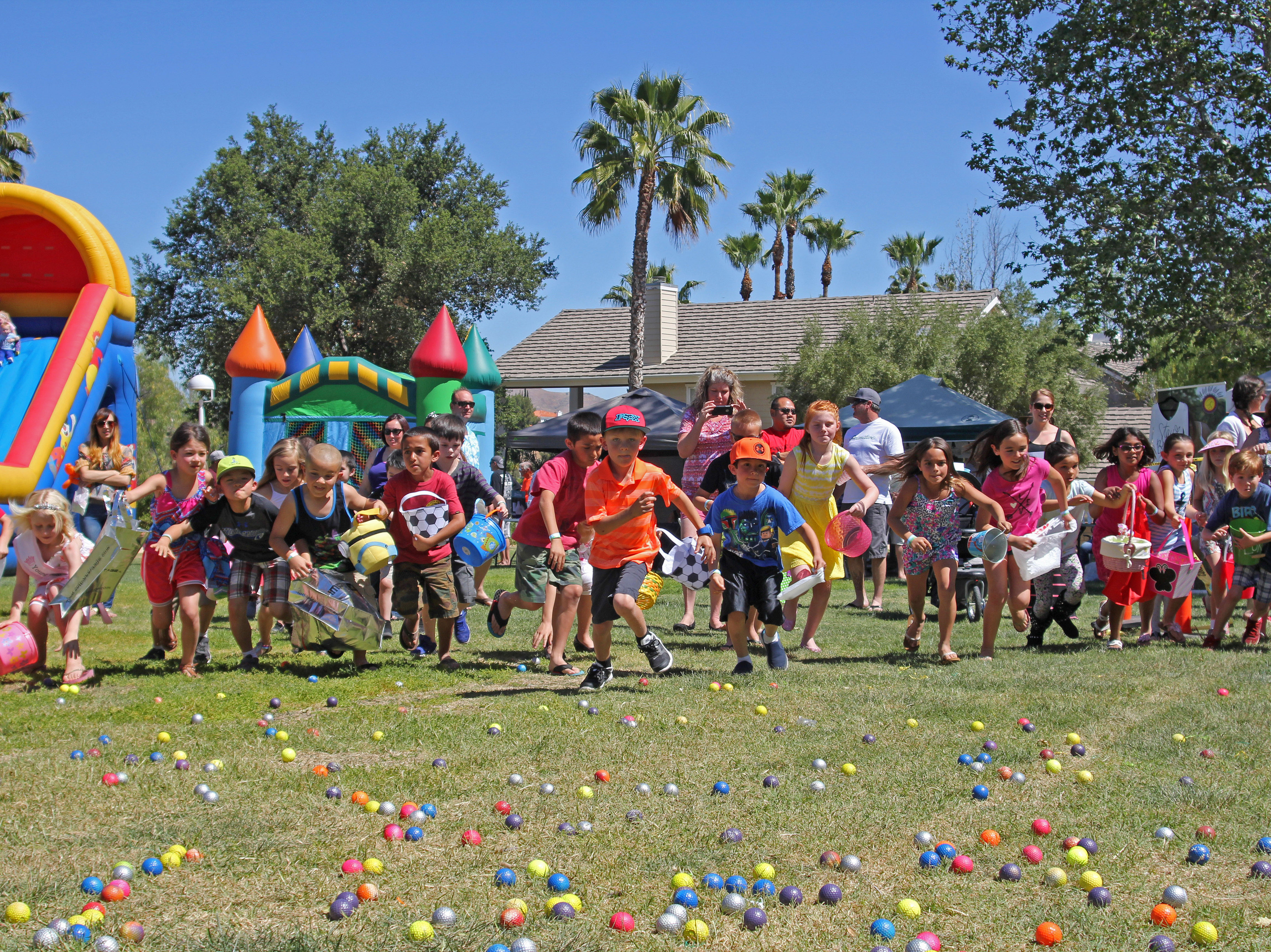 Easter Carnival was an eggs-travaganza!