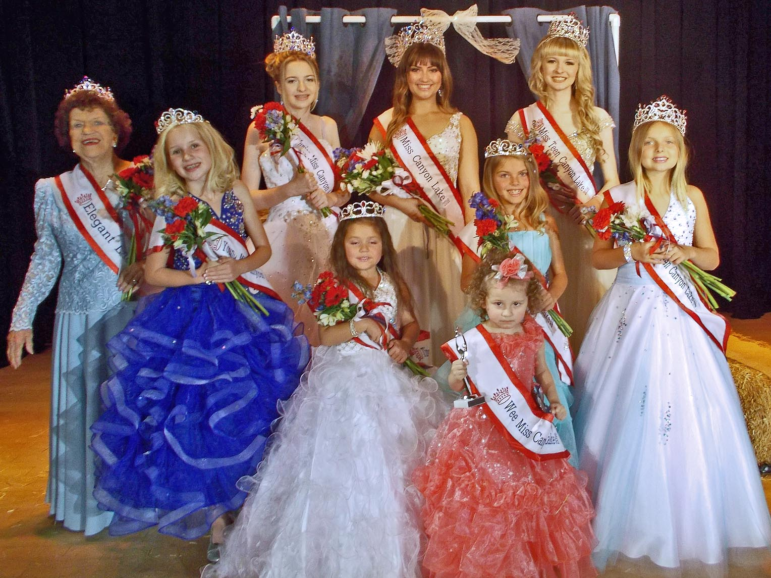New Royal Court crowned amidst 'Denim and Diamonds'