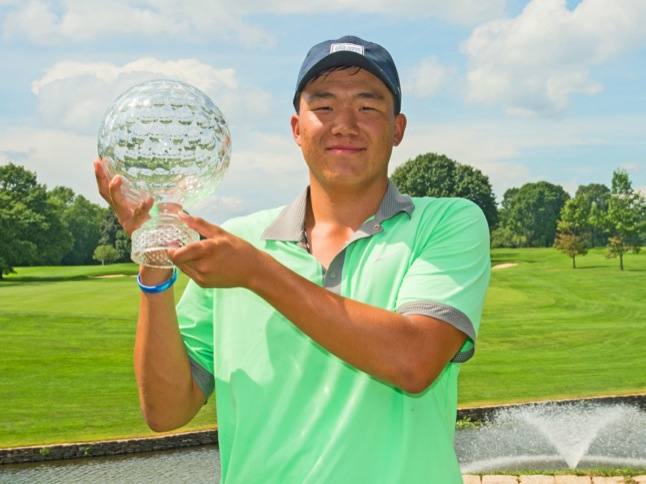 Jr. PGA Champ Norman Xiong to be in Jr. Ryder Cup