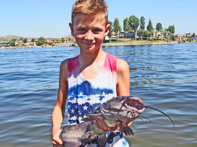 Reel in the fun at Kids Fishing Derby