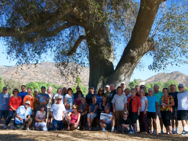 Near and Far with The Friday Flyer: Roadrunners camp at Pala RV Resort
