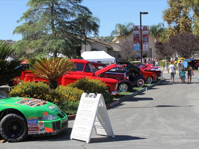 Car Show, Ski Show at Lodge tomorrow