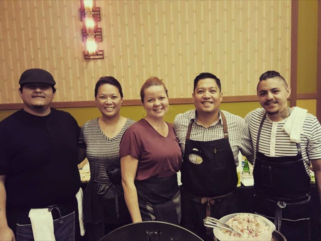 Local chef wins at So-Cal Chef Open