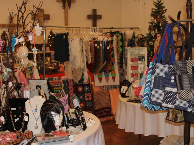 Senior Center Holiday Boutique is this weekend