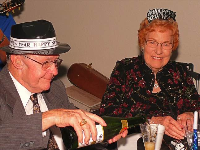 Tickets on sale for Senior Center New Year's Eve Party