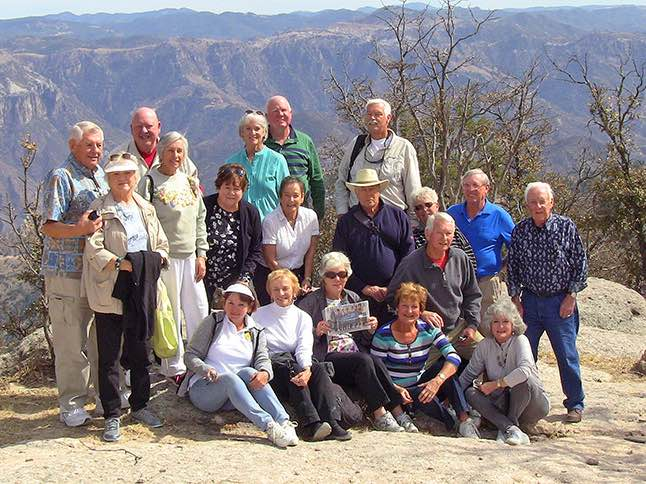 Travel Club invites residents to join in on trips