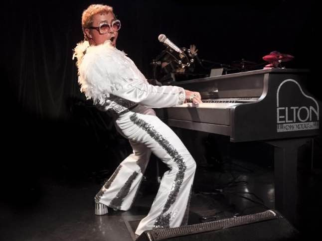Elton John tribute concert tickets on sale now